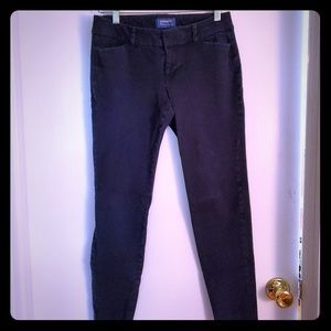 Old Navy, Navy Blue Pixie Mid-rise ankle pants